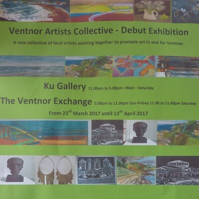 Ventnor Artists Collective - Debut Exhibition
