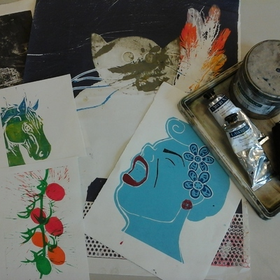 Introduction to Printmaking workshops