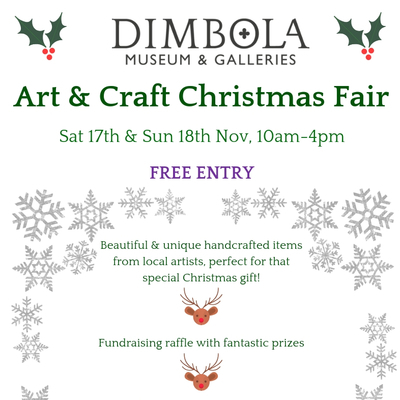 Dimbola Art and Craft Christmas Fair