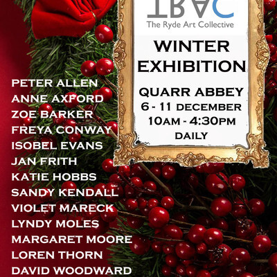 TRAC The Ryde Art Coillective Winter Exhibition