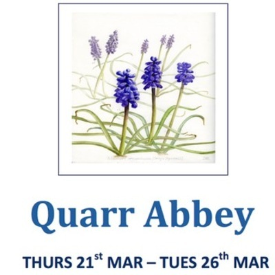 Early Spring Exhibition Quarr Abbey