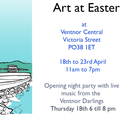 Ventnor Artists Collective - Opening night party