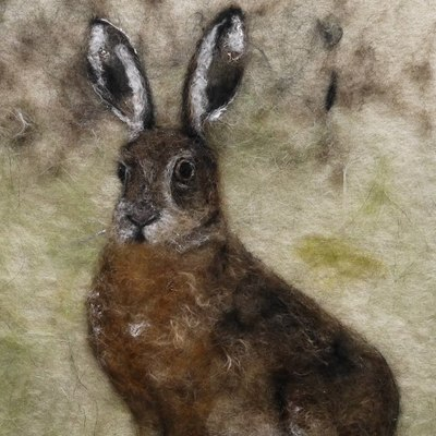 Crafty Artists at Quarr Abbey