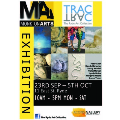 The Ryde Art Collective at Monkton Arts