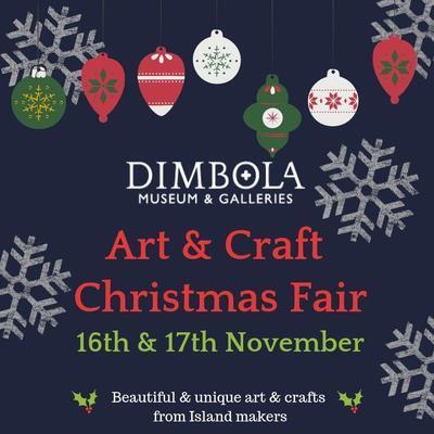 Dimbola Museum and Galleries Art & Craft Christmas Fair