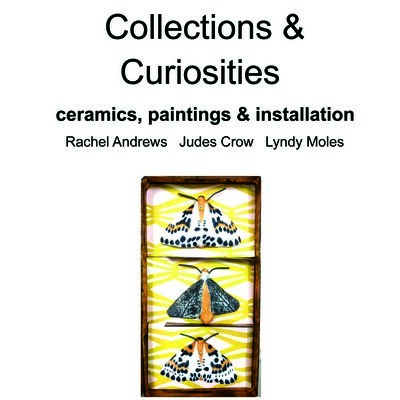 Collections and Curiosities, exhibition at Quarr Abbey gallery