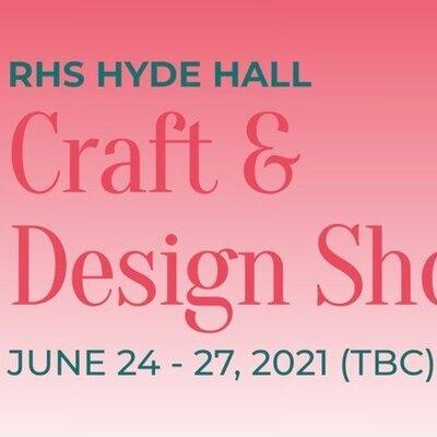 Julia Tanner Art Exhibiting at The Craft & Design Show, RHS Hyde Hall, Essex