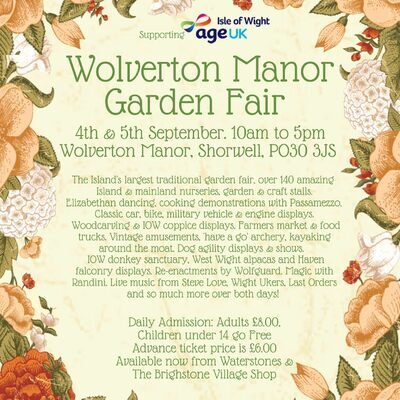 Julia Tanner Art at Wolverton Manor Show