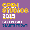 East Wight Open Studios starts today!