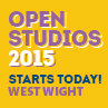 Open Studios Starts Today