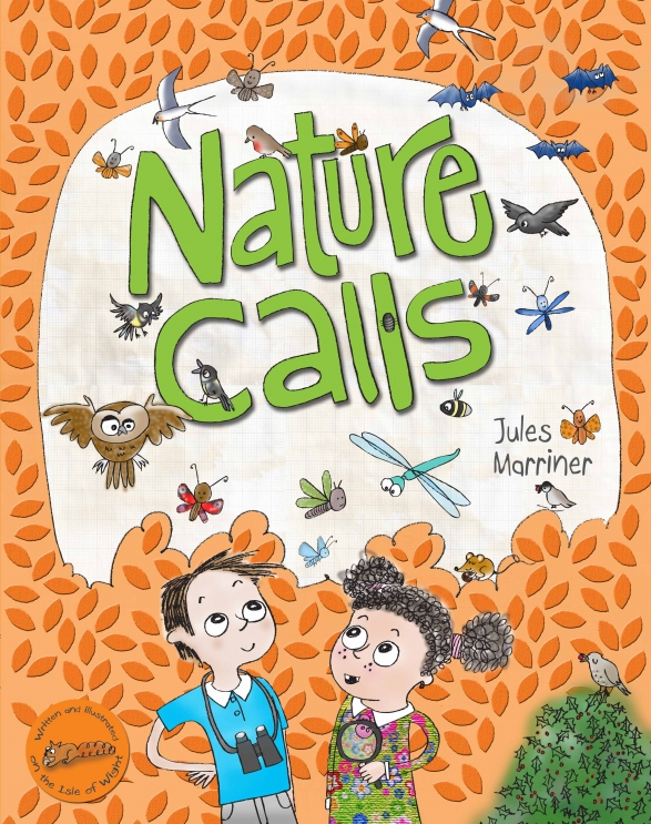 Nature Calls - nature spotting guide